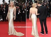 Diane Kruger, fabulosa Calvin Klein, estreno 'Sleeping Beauty' Cannes