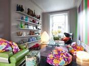 Salas estar: Elegancia vibrante Londres Domus Nova