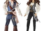 Barbie Collector lanza muñecos Piratas Caribe: Navegando aguas misteriosas