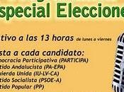 Debate directo entre cinco candidatos alcaldía