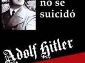 Hitler suicidó