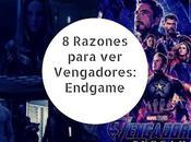 Razones para Vengadores: Endgame