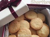 Shortbread: galletas escocesas mantequilla