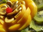 Tarta crema frutas temporada. receta desperdicios