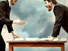 Negociación desarrollo patrón mental ganador.