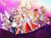 Tiempo series: She-ra princesas poder