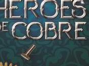 Héroes cobre Marta Álvarez Iguazel Serón