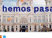 ultraderecha entra Madrid celebra golpe tuit