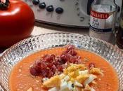 Salmorejo gluten receta sencilla para verano