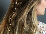 Accesorios para cabello harán brillar boda