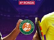 Rafa Nadal, octavos Roland Garros