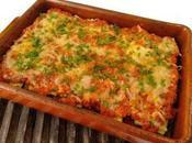 RECETA Lasaña calabacín quinoa