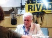 "Estuvimos ""Hablando Arte"", Radio Rivadavia"