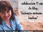 Videoconferencia gratuita Aniversario blog «Lactancia tándem»