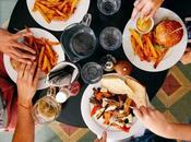 Comer tarde podría asociarse obesidad
