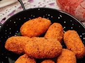 Croquetas chorizo picante