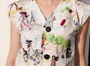 Cómo coser vistas blusa