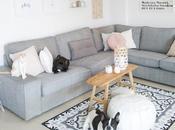 Cambia salón alfombra vinílica animas?