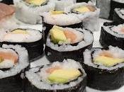 Sushi: Sushi Maki, Nigiri California Roll