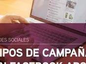 Tipos campañas Facebook Ads, ¿qué objetivo elegir?