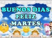 #Buenosdias, Feliz bendecido MARTES