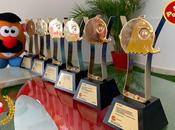 agencia marketing Potato Room Mate Group, grandes triunfadoras PubliFestival 2019