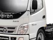 negocio fletes camiones foton