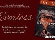 ¡Lectura conjunta Everless! Preparate para conocer autora agosto sorteo)