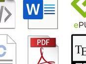 conveniencia formatos abiertos para industria editorial