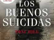 buenos suicidas Toni Hill