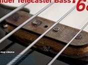 Magazine Bajos Bajistas Review Fender Telecaster Bass