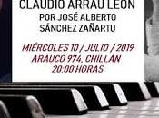 Ancestros reales destacado pianista Claudio Arrau León.