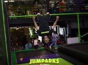 Jumparks (trampoline city) abrió Luis Potosí