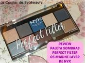 Review Paleta sombras Perfect Filter Marine Layer