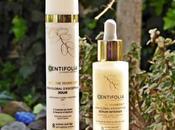 Centifolia, cosmética ecológica calidad. Crema hidratante sérum efecto flash instantáneo