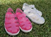 Calzado para niños vacaciones: zapatillas sandalias verano