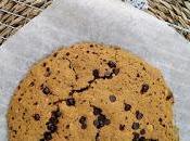 Mega Cookie horno Vegana
