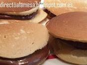 Dorayakis crema cacao