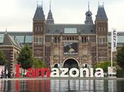 """rótulo """"iAmsterdam"""" convierte """"iAmazonia"""" para luchar contra destrucción selva"""