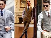 Cómo usar chaleco traje correctamente