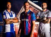 Nueva camiseta Levante U.D. para temporada 2019-20