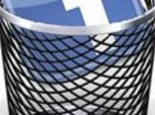 ¿Cómo eliminar Facebook?
