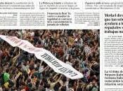 'Caverna Mediática' relaciona 'Indignados' pide carga policial