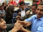 Ollanta humala: compromiso defensa democracia contra dictadura