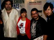 Héctor Terrores, Sarah Bustani Malafacha comparten experiencias dentro fashion space