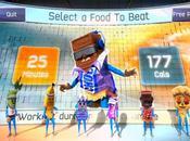 está disponible Desafío calórico para Kinect Sports