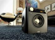 Sound Cube Audio System amplificador/altavoz