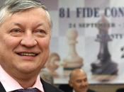 Anatoli Karpov, campeón hombre