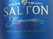 Salton Espumoso Blanco Brut, Vinícola Brasil