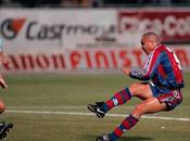 Estampas Noventa (III): Ronaldo arrasa Compostela
